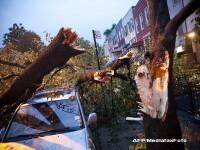 Mai multe state americane, lovite de furtuni foarte violente!