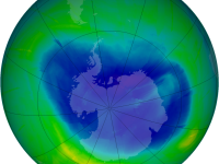 Terra, distrusa in liniste. Gaura din stratul de ozon: 7 mil. km patrati