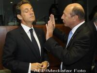 Basescu: I-am cerut lui Sarkozy sa incerce sa opreasca expulzarile romilor