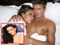 Menage a trois cu doua prostituate. S-a plictisit Beckham de Posh?!