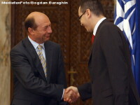 Basescu: Dupa demisia lui Boc, am oferit functia de premier lui Ponta. Am fost refuzat de USL