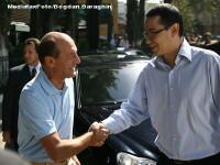 Victor Ponta: Nu vad imposibila, in principiu, o coabitare cu Basescu, dar nu o doresc