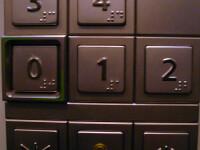 De 40 de ori mai multi microbi pe butoanele din lift decat pe capacul de WC