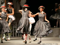 Improvizatii la Teatrul National din Targu Mures