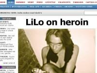 Lindsay Lohan surprinsa cand se droga cu heroina!