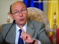 Basescu: Romania nu accepta amanarea aderarii la spatiul Schengen