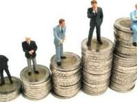 Un mic pas inainte. Salarial mediu net a crescut cu 1 leu in septembrie