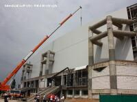 Constructiile sunt puse sub lupa de catre inspectorii ITM