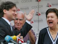 Tamara Buciuceanu-Botez a primit o stea pe Aleea Celebritatilor