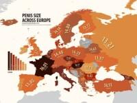 Se vede numai cu lupa. Romanii au cel mai mic penis din Europa. Afla cine sunt