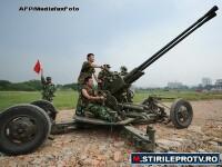 New York Times: China a vrut sa vanda armament si munitie colonelului Ghaddafi, in razboiul cu SUA