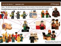 Ce legatura este intre euro si Lego? Criza monedei unice, vazuta prin ochii unui copil de 9 ani