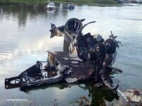 Avionul in care a murit o intreaga echipa de hochei, cel mai vechi Yakolev 42 activ din Rusia