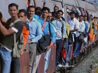 Cea mai mare gafa posibila. In India, un tren a mers aproape 1000 de kilometri in directia gresita