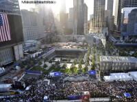Zece ani de la atentatele care au cutremurat lumea. Imagini de la ceremonia de comemorare