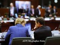 Sarkozy si Merkel: Negocierile pentru salvarea Greciei si a zonei euro progreseaza