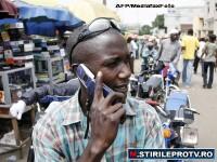Un SMS produce teroare in Nigeria. Tara in care nimeni nu mai raspunde la mobil, de frica
