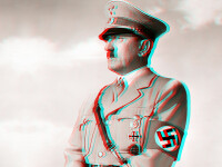 Cum arata liderul malefic tridimensional: 100 de instantanee 3D cu Hitler
