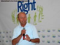 Basescu: N-am vazut la PDL o Thatcher sau un Reagan, dar femeile au mai multa vointa decat barbatii