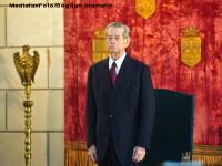 Puterea a fost de acord. Regele Mihai va veni in Parlament, pe 25 octombrie, intr-o sedinta solemna