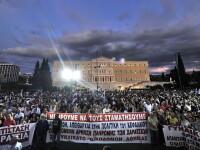 Pesimismul american loveste in burse si in euro. Grecia nu mai are de unde sa stranga cureaua
