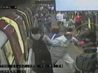 Panica la Londra. De ce sunt ingroziti londonezii ca acest barbat se plimba cu metroul