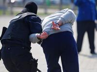 Doi suspecti de santaj a<b>u fost </b>prinsi in flagrant de politistii din Cluj