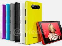 FOTO: Lumia 820, primul smartphone Nokia cu Windows Phone 8