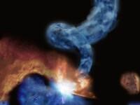 FOTO. Fenomenul din spatiu care ii pune pe ganduri pe astronomi. Ce explicatie au acestia
