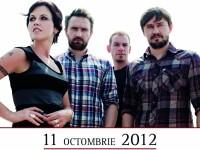 The Cranberries se intoarce in Romania, pe 11 octombrie 2012. Dolores O'Riordan implineste 41 de ani