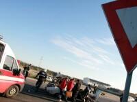 Patru tineri din Giurgiu au murit intr-un accident. Al cincilea, grav ranit, internat in spital