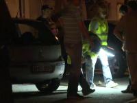 Focuri de arma intr-un scandal intre vecini in Capitala. Un barbat a fost impuscat in piept