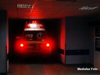 Doi copii si bunicul lor au murit intr-un accident, in Ilfov. Politia: soferul avea viteza mare
