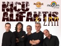 Nicu Alifantis si Zan – concert extraordinar pe 5 octombrie 2012 in Hard Rock Cafe