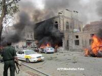 Ambasada SUA din Yemen a fost luata cu asalt de manifestanti