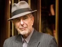 Show impresionant marca Leonard Cohen in Capitala, singurul oras din S-E Europei inclus in turneu