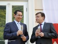 Antonescu: Blaga il apara pe Basescu asta vara la 40-45 de grade; Ponta: Va referiti la temperatura?
