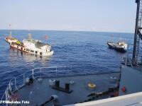 Doua nave chineze au intrat in apele teritoriale japoneze