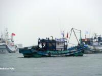 Sase nave ale garzii de coasta taiwaneze au intrat in apele teritoriale ale Japoniei