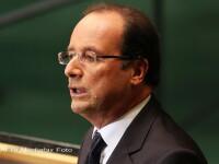 Francois Hollande a facut o greseala de formulare in scrisoarea de felicitare trimisa lui Obama