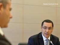 Ponta: Urmatorul presedinte trebuie convins de pe acum ca sunt multe situatii in care este notar