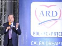Alegeri parlamentare 2012. Vasile Blaga: Listele de candidati ale PDL sunt incheiate de o saptamana