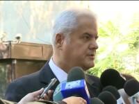 Adrian Nastase s-a prezentat la Inalta Curte de Casatie pentru a se apara in dosarul Zambaccian