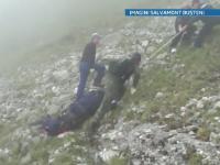 O turista si-a pierdut viata in Bucegi. Femeia a cazut intr-o prapastie de peste 200 de metri