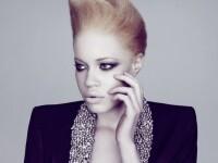In copilarie a fost ridiculizata, acum e super model. Primul manechin femeie afro-american albinos