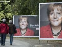 Presa europeana saluta triumful lui Angela Merkel, dar se intreaba cum va arata viitoarea coalitie