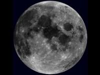 Un astronom spaniol a inregistrat cel mai puternic impact de pe Luna observat vreodata de omenire