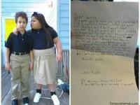 Scrisoarea unui copil de 8 ani catre Mos Craciun ajunsa viral pe net: