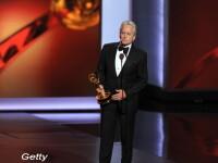 Michael Douglas a emotionat publicul pe scena premiilor Emmy. De ce nu e lasat sa-si vada fiul