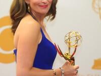 Nu si-a dorit sa arate asta la Premiile Emmy. Rochia actritei a lasat totul la vedere. FOTO